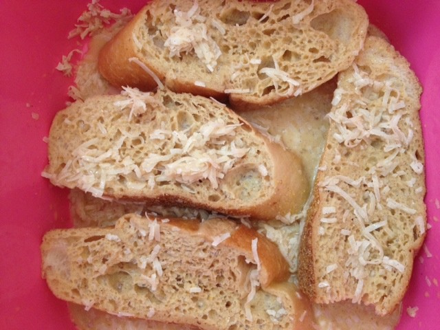 bread bath