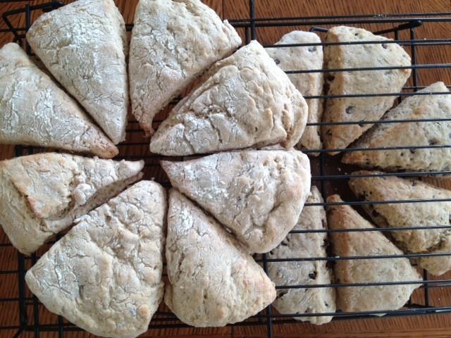 cool scones
