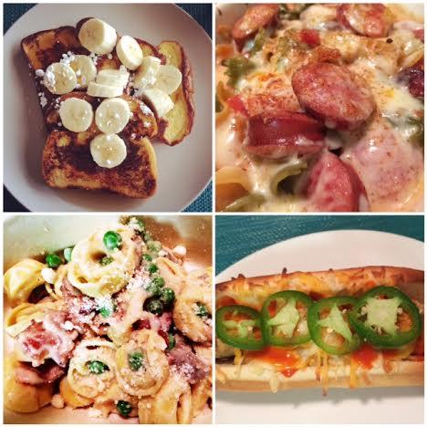 weeknight meals
